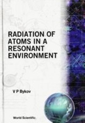 Radiation Of Atoms In A Resonant Environment