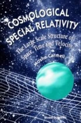 Cosmological Special Relativity