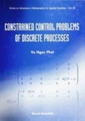 Constrained Control Problems Of Discrete Processes