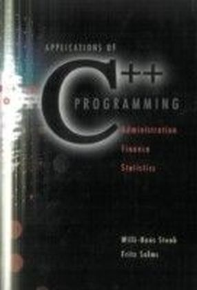 Applications Of C++ Programming