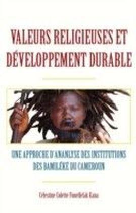 Valeurs religieuses et dEveloppement durable