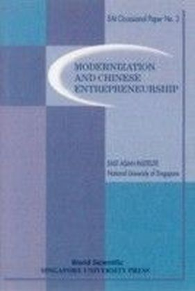 Modernization And Chinese Entrepreneurship