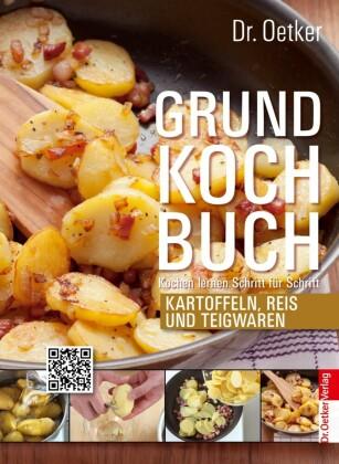 Grundkochbuch - Einzelkapitel Kartoffeln, Reis und Teigwaren