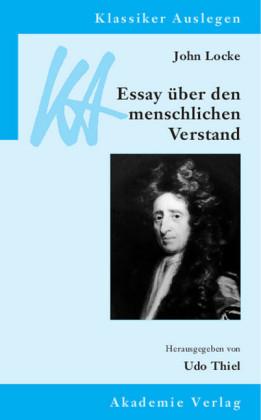 John Locke: Essay über den menschlichen Verstand