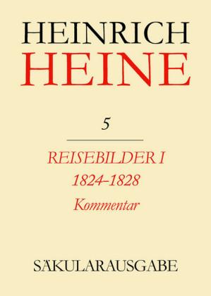 Reisebilder I. 1824-1828. Kommentar