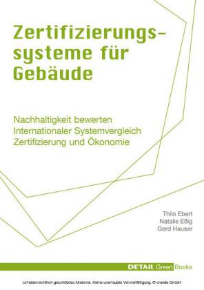 Zertifizierungssysteme für Gebäude