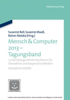 Mensch & Computer 2013 - Workshopband