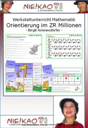 Werkstattunterricht Mathematik - Orientierung im ZR Milion