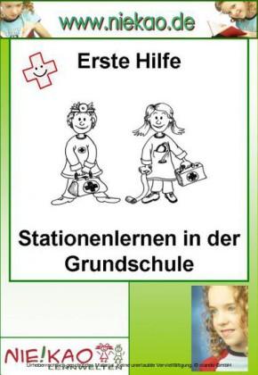 Erste Hilfe - Stationenlernen für die Grundschule