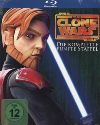 Star Wars, The Clone Wars, Blu-ray