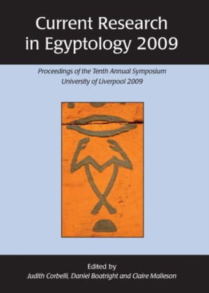 Current Research in Egyptology 2009
