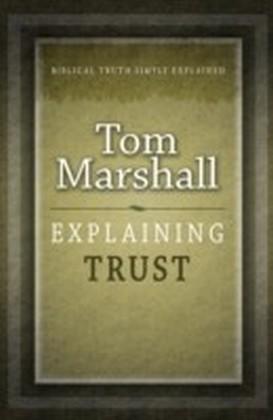 Explaining Trust