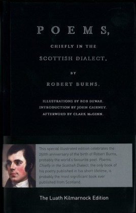 Luath Kilmarnock Edition: Poems, Chiefly in the Scottish Dialect