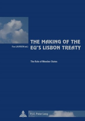 Making of the EU's Lisbon Treaty