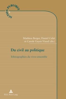 Du civil au politique