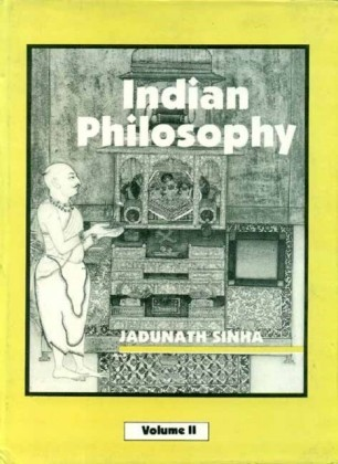 Indian Philosophy-(vol-ii)