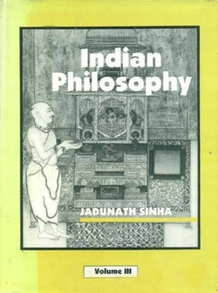 Indian Philosophy-(vol-iii)