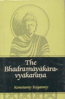 Bhadramayakaravyakarana