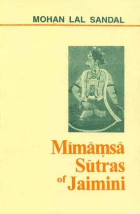 Mimamsa Sutras of Jaimini