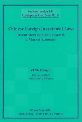 CHINESE FOREIGN INVESTMENT LAWS