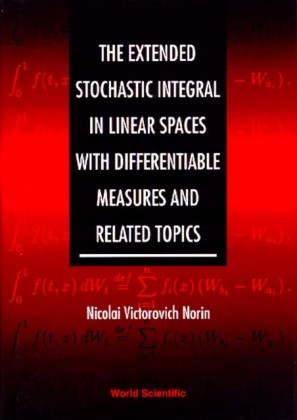 EXTENDED STOCHASTIC INTEGRAL IN LINEAR SPACES WITH DIFFERENTIABLE MEASURES AND RELATED TOPICS, THE