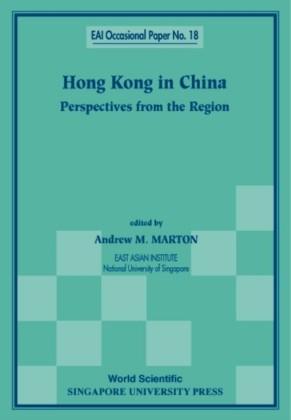 HONG KONG IN CHINA