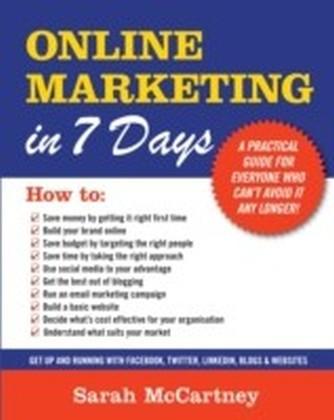 Online Marketing in 7 Days