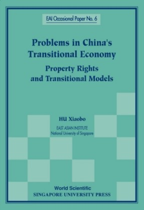 PROBLEMS IN CHINA'S TRANSITIONAL ECONOMY