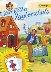 Herr Wolkes Zauberschule Cover