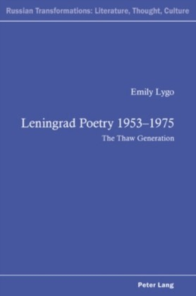 Leningrad Poetry 1953-1975
