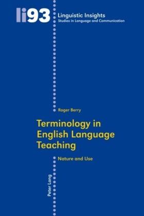 Terminology in English Language Teaching