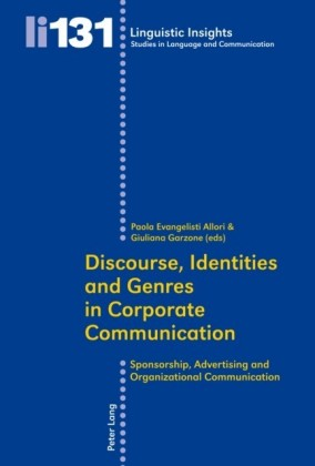Discourse, Identities and Genres in Corporate Communication