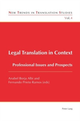 Legal Translation in Context
