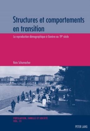 Structures et comportements en transition