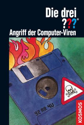 Die drei ??? Angriff der Computerviren (drei Fragezeichen)