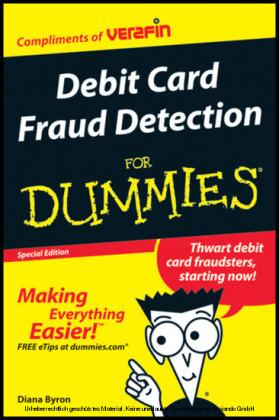 Debit Card Fraud Detection For Dummies (Custom)
