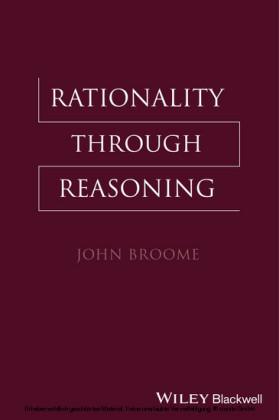 Rationality Through Reasoning