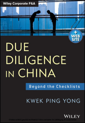 Due Diligence in China + Website
