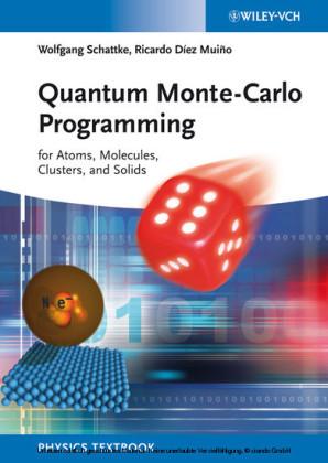 Quantum Monte-Carlo Programming