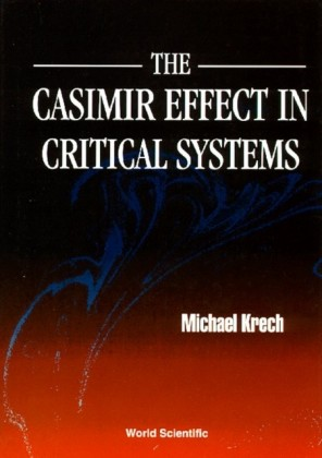 The Casimir effect in critical Systems