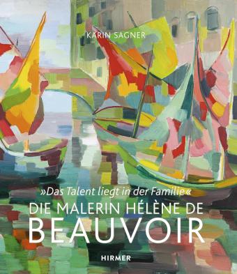 Die Malerin Hélène de Beauvoir