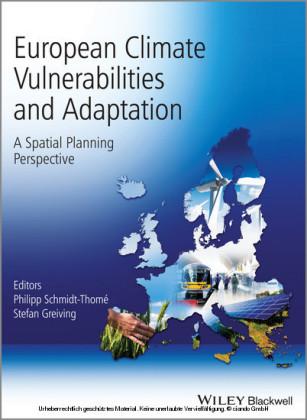 European Climate Vulnerabilities and Adaptation