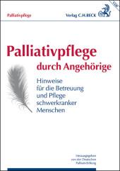 Palliativpflege durch Angehörige