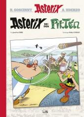 Asterix - Asterix bei den Pikten, Luxusausgabe Cover