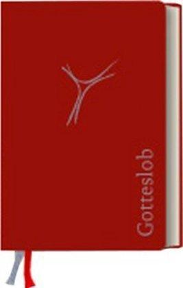 Gotteslob, Ausgabe Bistum Münster, Kunstleder rot