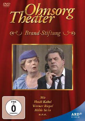 Ohnsorg Theater: Brand-Stiftung, 1 DVD