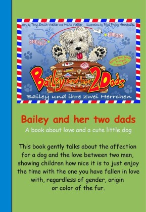Bailey And Her Two Dads - Band 1 - English Edition