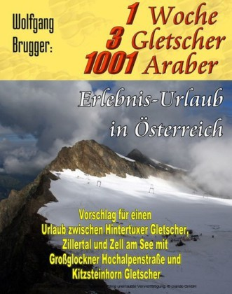 1 Woche, 3 Gletscher, 1001 Araber: Erlebnis Urlaub in Österreich