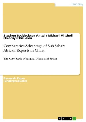 Comparative Advantage of Sub-Sahara African Exports in China