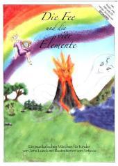 Die Fee und die vier Elemente, m. Audio-CD